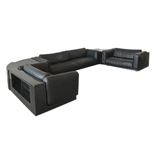 Cini Boeri For Gavina Knoll Gradual Sectional Sofa System - Set of 5 For Sale