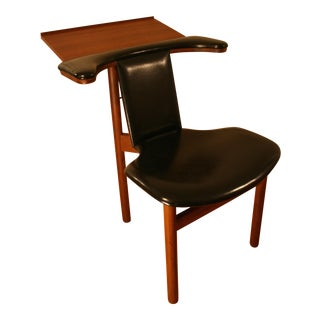 "Hans Olsen ""King Fredrik Vii"" Chair by m.j. Rassmussen For Sale"