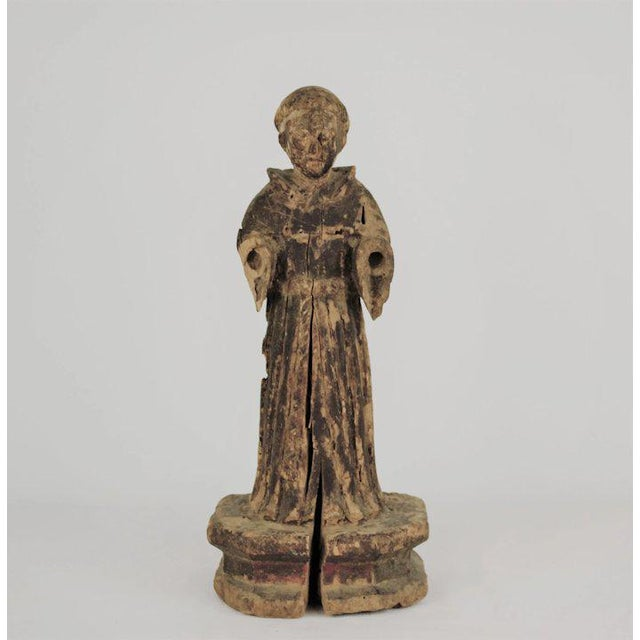 Figurative 19th Century St Anthony Santos For Sale - Image 3 of 11