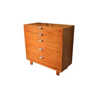 Mid Century George Nelson Herman Miller Vintage Dresser For Sale