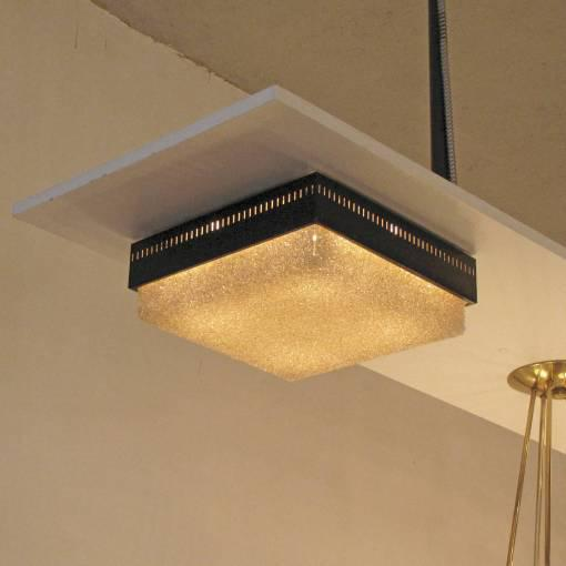 French Flush Mount Light - Image 7 of 10