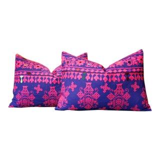 Fazluna Mathuravati Lumbar, Pair For Sale