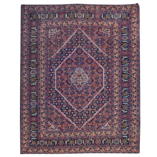 Early 20th Century Tabriz Rug - 4′9″ × 6′3″ For Sale