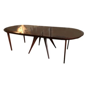 Vladmir Kagan Commissioned Dining Table For Sale
