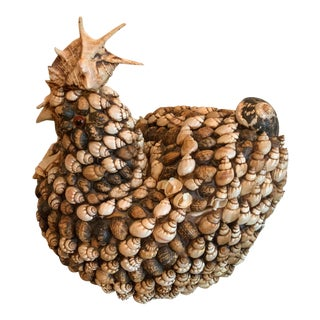 Anthony Redmile Shell Encrusted Rooster For Sale