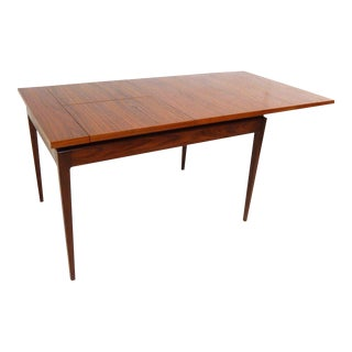 Mid-Century Danish Modern Johannes Andersen Teak Dining Table