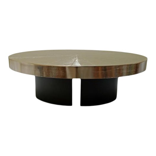 The Solaris Cocktail Side Table by Christian Heckscher For Sale
