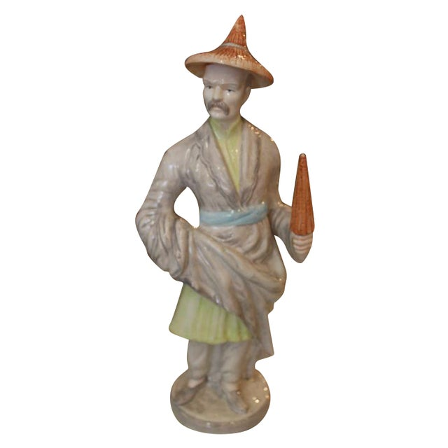 Chinese Man Transitional Figure - Image 1 of 7