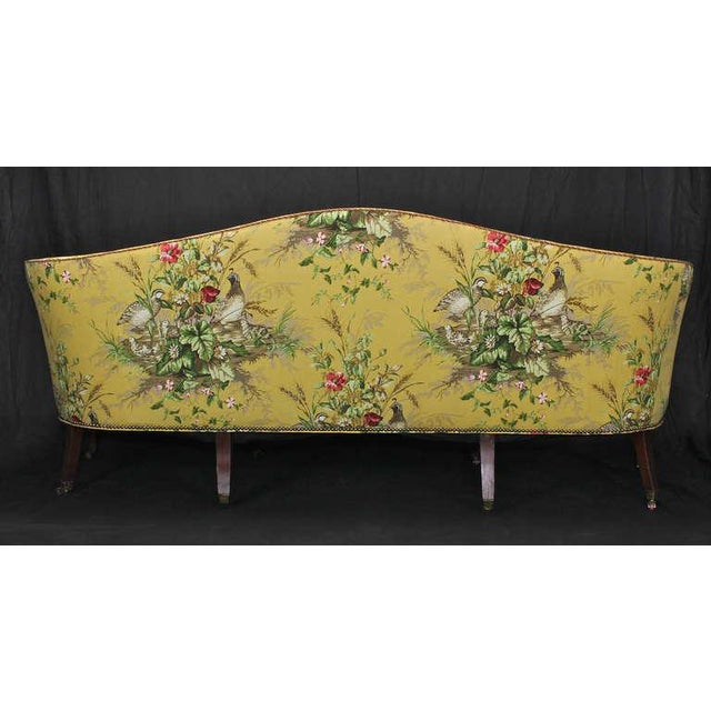 Federal Early 19th Century Federal Sofa For Sale - Image 3 of 11