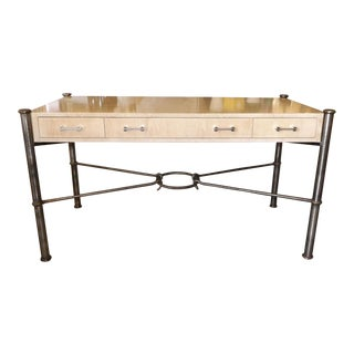 1970s Century Furniture Jay Spectre Writing Desk For Sale