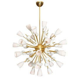 Image of Murano Glass Chandeliers