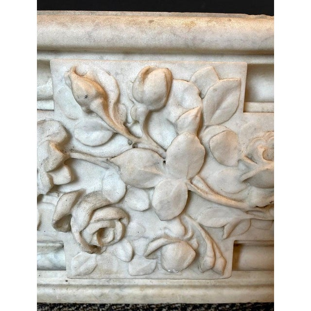Mid 18th Century 19th Century Marble Planter or Jardinière For Sale - Image 5 of 13