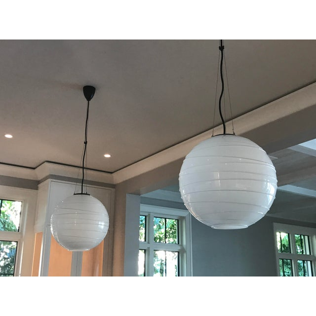 Circa Lighting Visual Comfort Hailey Medium Round Pendant Light For Sale - Image 10 of 12