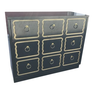 1950s Hollywood Regency Dorothy Draper Espana Chest For Sale