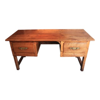 18th Century French Kitchen Work Table For Sale