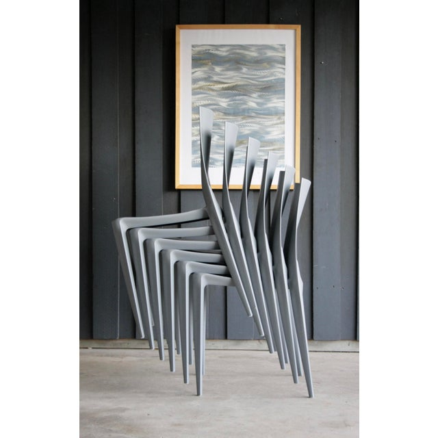 """Bellini"" Chairs by Mario Bellini for Heller, Set of 6 For Sale - Image 13 of 13"