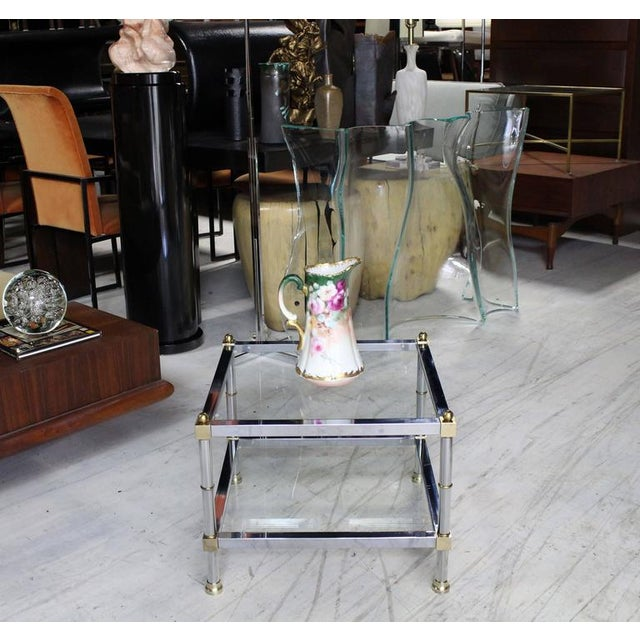 French T&V France Floral Vase Shape Flower Painted Porcelain Pitcher For Sale - Image 3 of 8