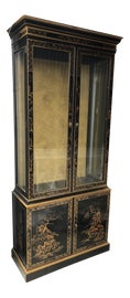 Image of Drexel Heritage China and Display Cabinets