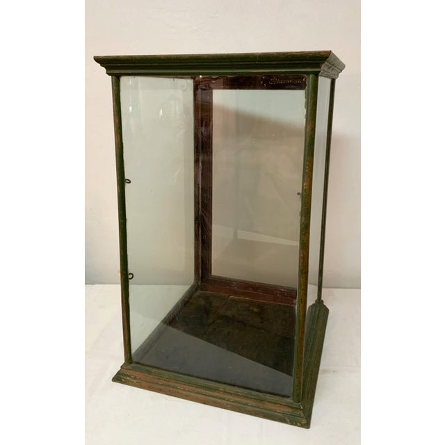 19th Century Display Case For Sale - Image 13 of 13