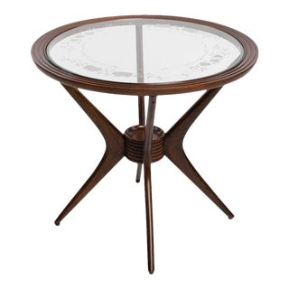 20th Century Italian Coffee Table Paolo Buffa Style For Sale