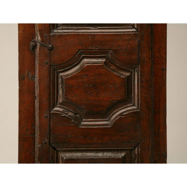Brown C1820 French Antique Tall Case Clock For Sale - Image 8 of 10