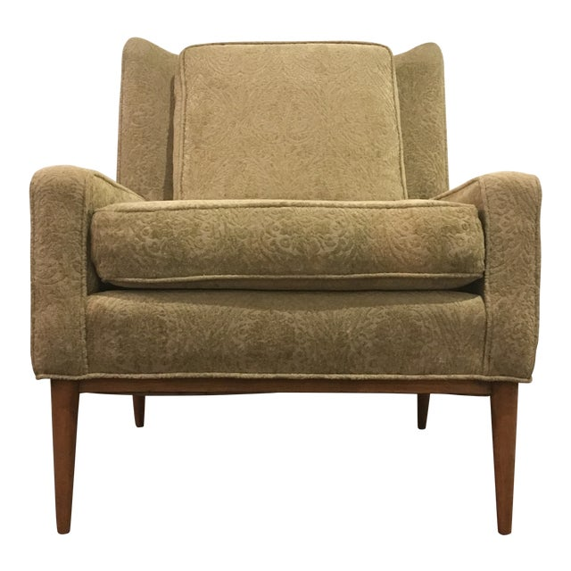 Mid Century Modern Paul McCobb for Directional Lounge Chair For Sale
