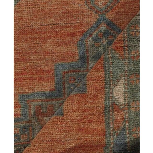 Vintage Turkish Oushak Rug, 3'5 X 5'5 For Sale - Image 4 of 7