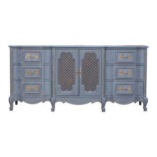 Bassett French Provincial Dresser