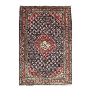 Vintage Persian Ardabil Rug For Sale
