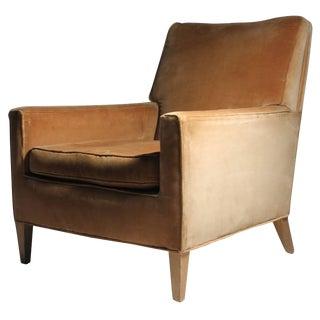 Vintage Robsjohn-Gibbings Lounge Chair For Sale