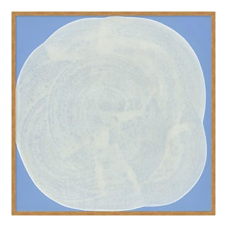 Pearl by Jitka Anlaufova, Art Print in Gold Frame, Small For Sale
