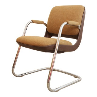 Mid Century Modern Steelcase Accent Chair