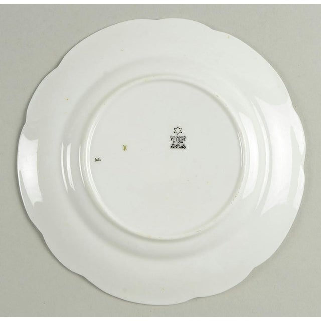 1950s Paragon Indian Tree Plate - Set of 10 For Sale - Image 5 of 7