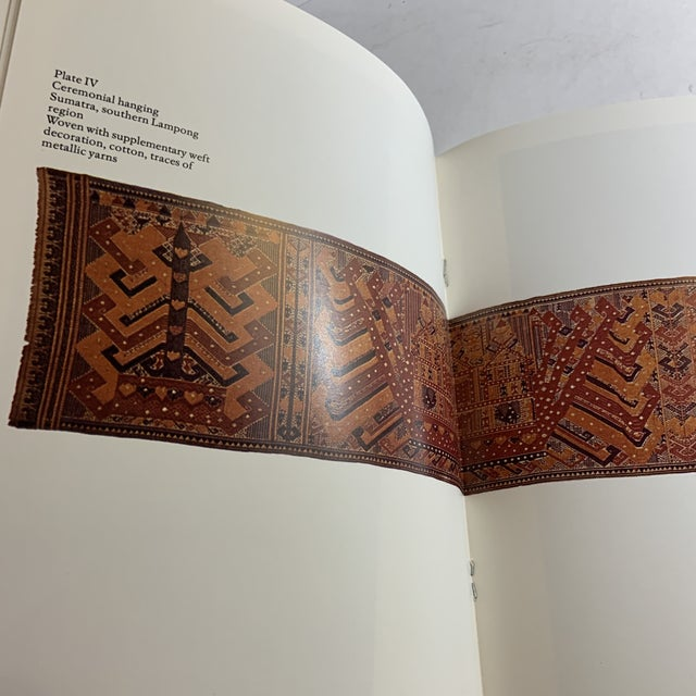 Threads of Life Textiles Indonesia Sarawak Book For Sale In New York - Image 6 of 8