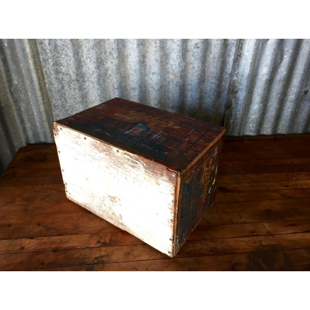 Vintage Libby's Roast Beef Wood Crate - Image 7 of 10