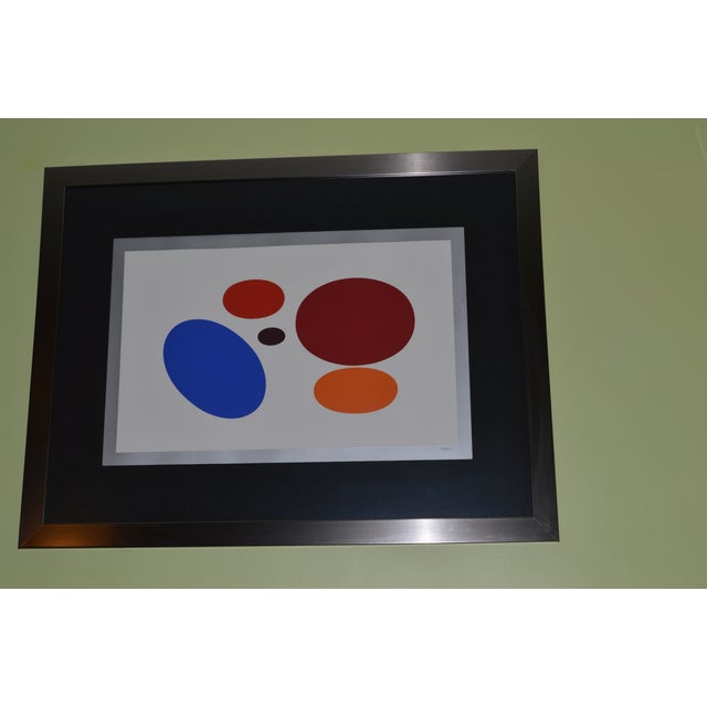 'One and Another' by Yaakov Agam, Signed by Artist - Image 2 of 5