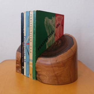 1960s Mexican Modern Bookends by Don Shoemaker Preview