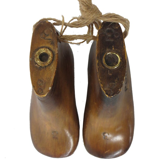 PrimitiveIndustrial Child Size Shoe Forms - A Pair - Image 2 of 6