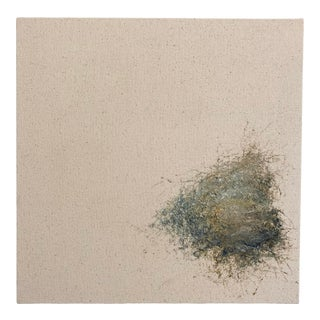 """""""Untitled VI"""" Contemporary Minimalist Landscape Painting by Curt Anthony Bozif For Sale"""