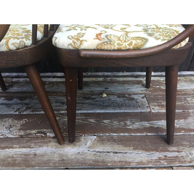 Wood Richardson Nemschoff Side Chairs - A Pair For Sale - Image 7 of 10