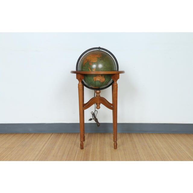 1940's Globe and Stand - Image 2 of 7