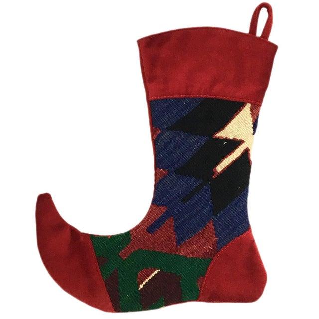Kilim Christmas Stocking | Jonah - Image 3 of 3