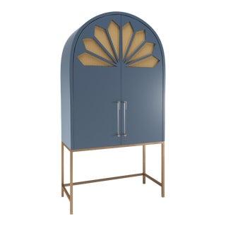 Calzada Secretary Desk - Newburyport Blue For Sale