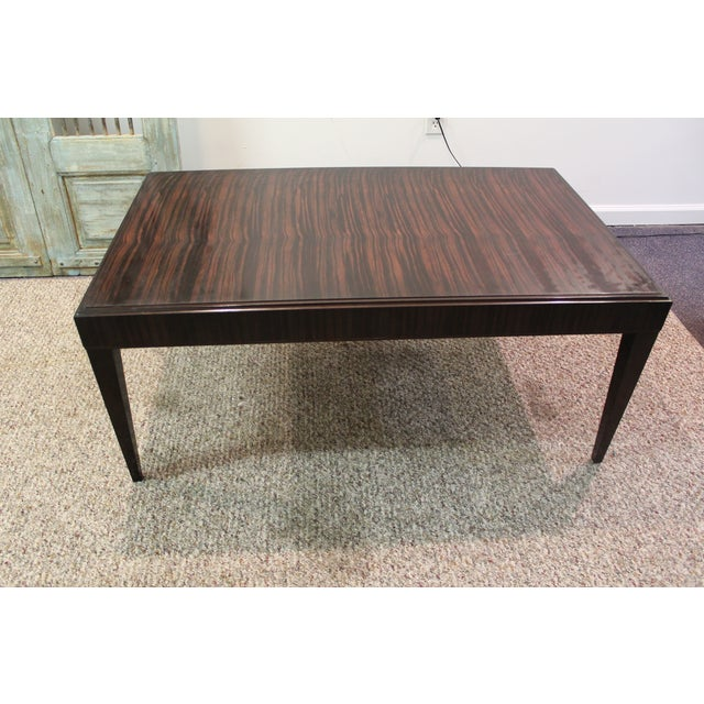 Mid Century Danish Modern Rosewood Coffee Table - Image 5 of 10