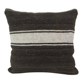 Handmade Kilim Pillow Cover For Sale