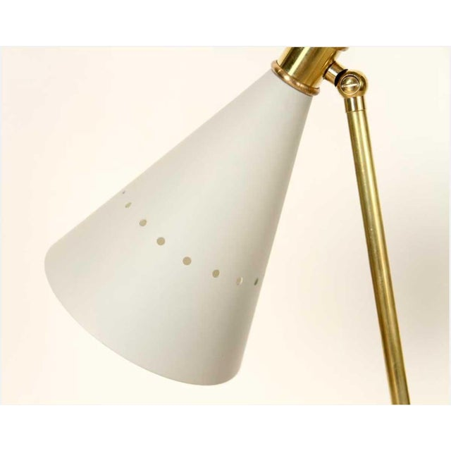 Mid-Century Modern 1970s Italian Table Lamp For Sale - Image 3 of 10