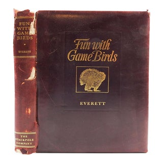 Fun With Game Birds: Bird Hunting in Words, Paint & Lines Book For Sale