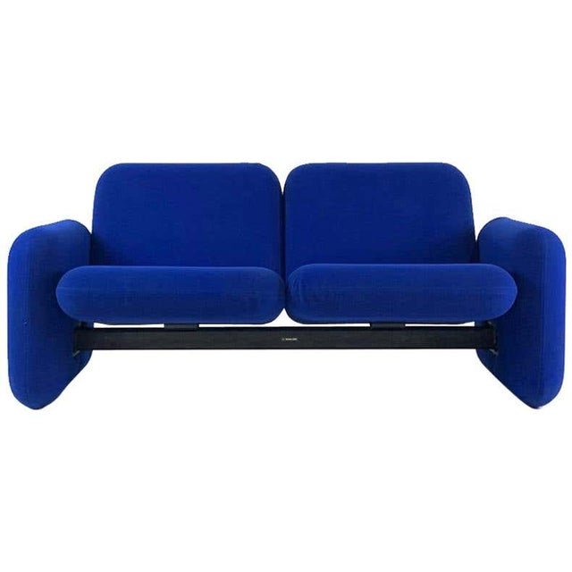 "Iconic Modern Design 1970s ""Chiclet"" Sofa Settee by Ray Wilkes for Herman Miller For Sale - Image 13 of 13"
