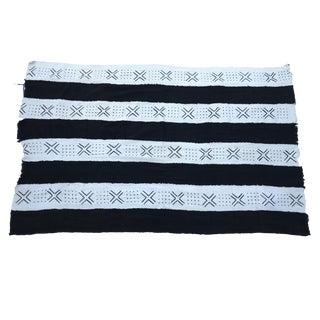 African Bogolan Mud Cloth Textile For Sale