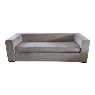 West Elm Walton Sleeper Sofa For Sale
